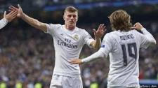 Kroos Modric Real Madrid